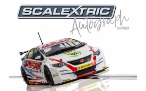 Scalextric 1:32 Autograph Series