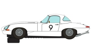 Scalextric Jaguar E-Type 1965 Bathurst HD