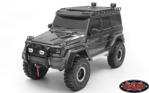RC4WD Wild Front Bumper W/IPF Lights for TRAXXAS TRX-4