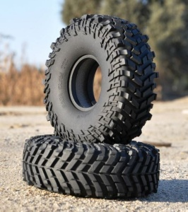 RC4WD Mickey Thompson 1.9 Baja Claw TTC Scale Tires, 1 Paar