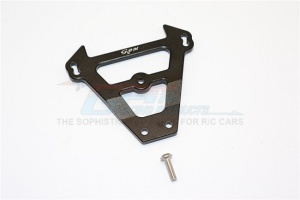 GPM aluminium front bulkhead - 1 PC Set for Traxxas Revo 2.0