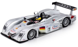 Slot.it Audi R8 LMP - No.7 - Le Mans 2000