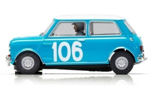 Scalextric 1:32 Mini Cooper 1962 Targa Florio HD